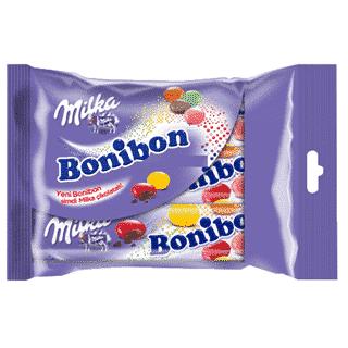 kent milka bonibon lu