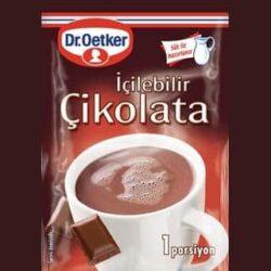0058006 dr oetker icilebilir cikolata toz karisim 28 gr 320