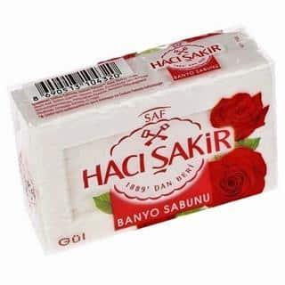 haci sakir banyo sabunu gul gr
