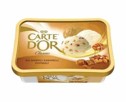 algida carte dor classic badem karamel k 6f1e