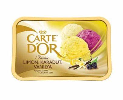 Algida Carte Dor Classic Limon Karadut C