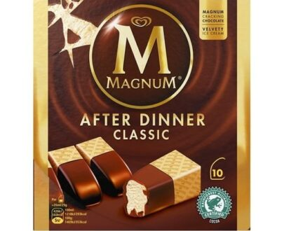 Algida Magnum After Dinner Ml Dondurm C