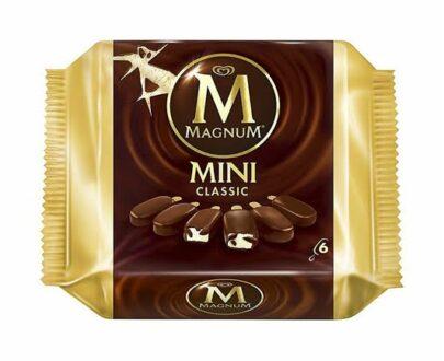 algida magnum mini classic 345 ml 227f