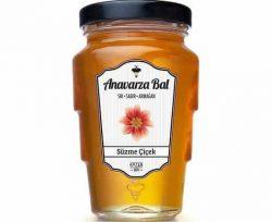 Anavarza Süzme Çiçek Balı 450 gr