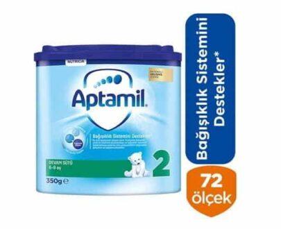 Aptamil 2 Devam Sütü 350 gr
