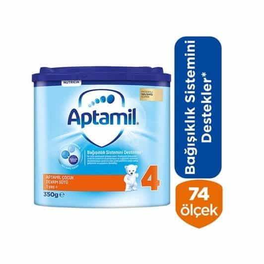 Aptamil 4 Çocuk Devam Sütü 350 gr