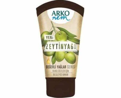 Arko Krem Zeytinyağlı 60 ml