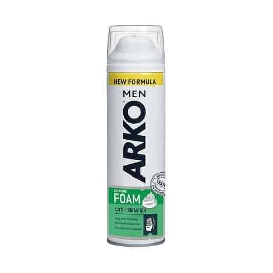 Arko Tıraş Köpüğü Anti Irration 200 ml