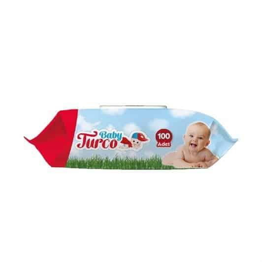 baby turco slak havlu 100lu 5deb