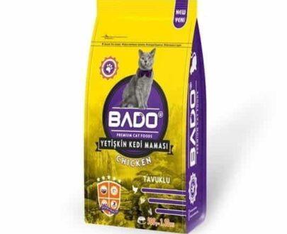 Bado Kedi Maması 500 Gr Tavuk Etli