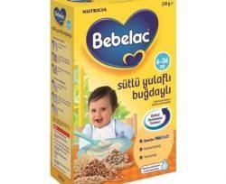 Bebelac Süt-Yulaf-Buğday 250 gr
