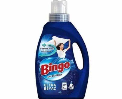 Bingo Matik Sıvı Ultra Beyaz 33 Yıkama 2145 ml