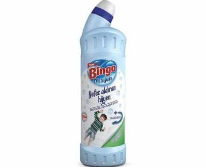 Bingo Oksijen Çamaşır Suyu Okaliptus 750 ml