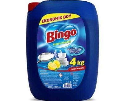bingo sivi bulasik deterjani kg a d