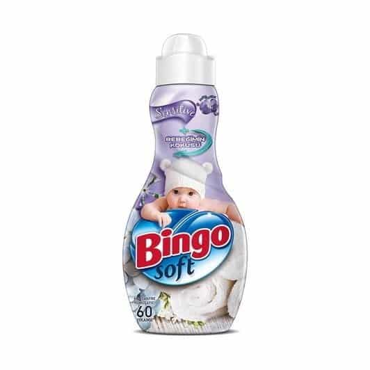 Bingo Soft Konsantre Sensitive 1440 ml