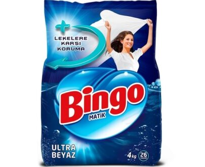 bingo toz camasir deterjani ultra beyaz 38df