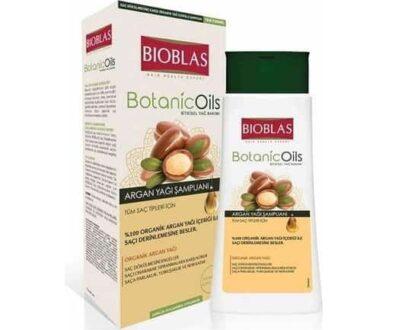 Bioblas Şampuan Botanic Oils Argan Yağı 360 ml