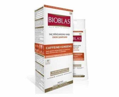 Bioblas Şampuan Kafein + Ginseng 360 Ml