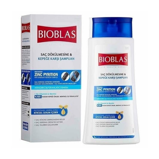 Bioblas Şampuan Kepek 360 ml
