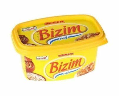 Bizim Kase Margarin 250 gr