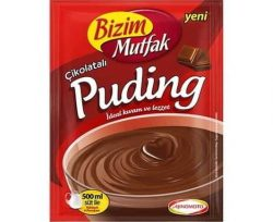 Bizim Mutfak Çikolata Toz Puding 115 gr