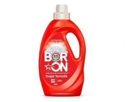 Boron Sıvı Çamaşır Deterjanı Doğal Temizlik 1690 ml