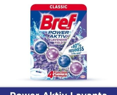 Bref Wc Power Aktif Lavanta 51 gr