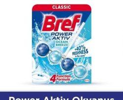 Bref Wc Power Aktif Okyanus 51 gr