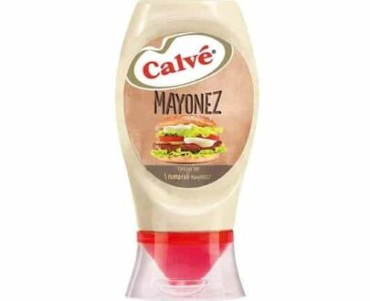 Calve Mayonez 225 gr