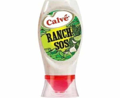 Calve Ranch Sos 245 gr