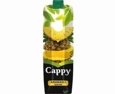 Cappy Ananas Nektarı 1 lt