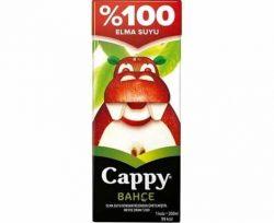 Cappy Elma Nektarı 200 ml
