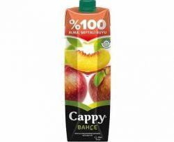 Cappy Elma-Şeftali 0 1 lt