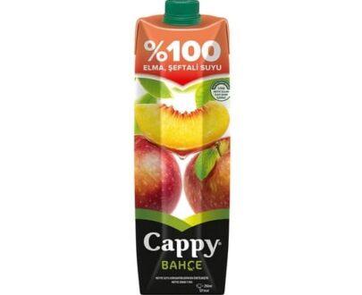 cappy elma seftali 100 1 lt 0676