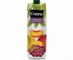 Cappy Karışık Meyveli 1 lt