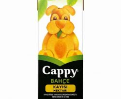 Cappy Kayısılı 200 ml