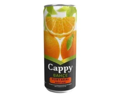 Cappy Portakal 330 ml