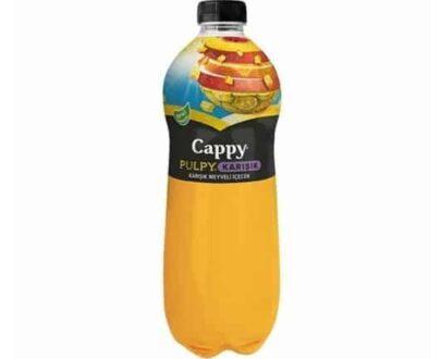 Cappy Pulpy Karışık Pet 1 lt