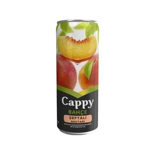 Cappy Şeftali 330 ml