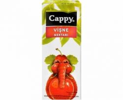 Cappy Vişneli 200 ml