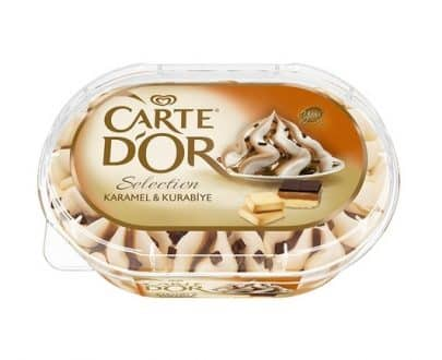 Carte D'or Selection Karamel Kurabiye 850 Ml