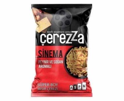 Çerezza Sinema Peynir Soğan Süper 117 gr