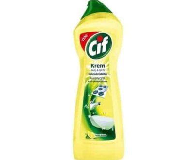 Cif Krem Limonlu 750 ml