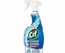 Cif Power Shine Banyo 750 ml