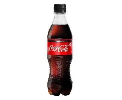 Coca Cola Şekersiz Pet 450 ml