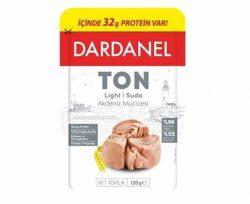Dardanel Light Ton Balığı Poşet 120 gr