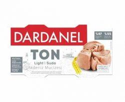 Dardanel Ton Light 2×160 gr