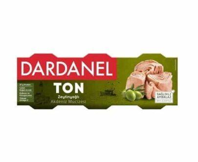 Dardanel Ton Zeytinyağlı 3×80 gr