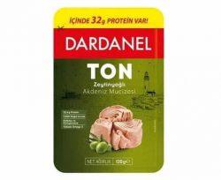 Dardanel Zeytinyağlı Ton Balığı Poşet 120 gr