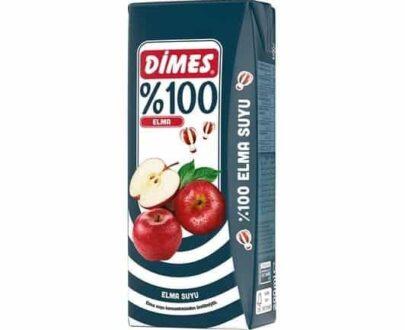 dimes elma suyu 200 ml 7c1d